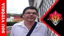 Com contrato chegando ao fim empresário explica situação de Eron 'Jogador quer ficar no Vitória'