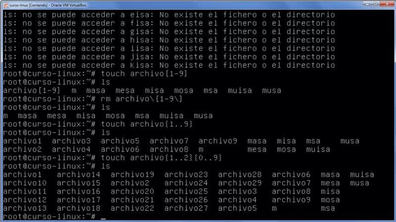 A Linux sin ventanas Lección 20