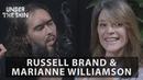 Spirituality Depression - Russell Brand Marianne Williamson