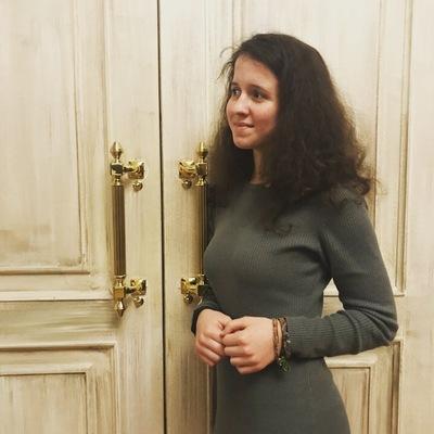 Маша Степанова