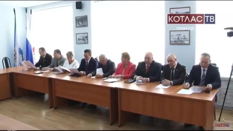 Котласские депутаты, поддержали жителей в противостоянии ввоза мусора в Поморье из других регионов.