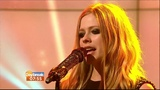 Avril Lavigne - Here's to Never Growing Up (Live @ Daybreak 05.06.2013)