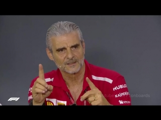 F1 2018 Singapore GP - Senior Team Personnel press conference
