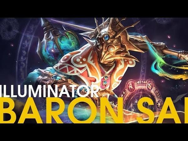 Illuminator Baron Samedi Skin Spotlight