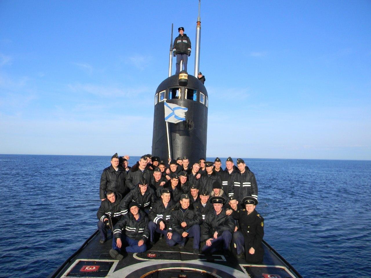все о подводных лодках и подводниках россия