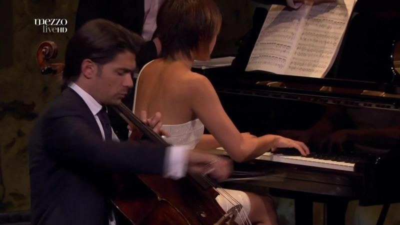 Brahms-Rachmaninov-Chopin - St Prex Classics Festival 2013