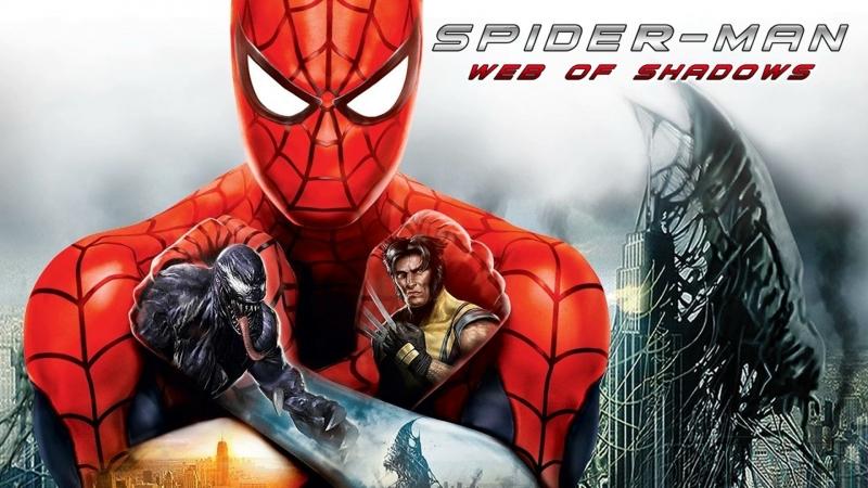 Spider-Man: Web of Shadows/ Фрай, паучье чучьё и симбиоты/В группе ВК РОЗЫГРЫШ