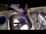 Как сделать ледяной бонг с помощью EYCE