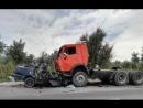 Как не попасть в слепую зону грузовика