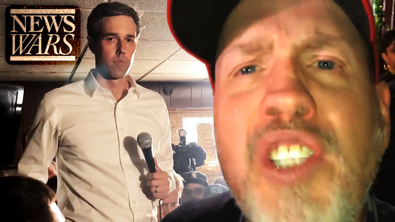 VIDEO: Beto Supports 3rd-Trimester Abortions While His Fans Scream At Female Reporter