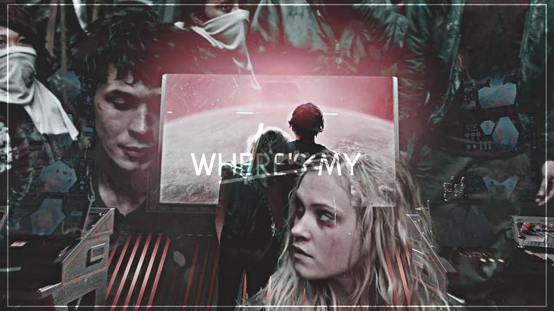 Where's my love? [bellamyclarke]