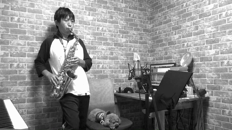 Koi wa Ameagari no You ni - Refrain - Alto Saxophone