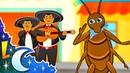 La Cucaracha ya no puede caminar   Canciones Infantiles   Videos para Niños   Lunacreciente