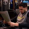 """Klay Thompson on Instagram: """"Klay reading the newspaper before the game 🤣. • Follow me @klayithompson for more Klay Thompson content 🔥💯."""""""