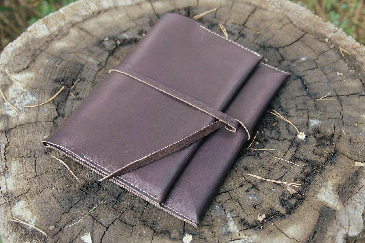 Папка под папку ) - Эксклюзивные изделия из натуральной кожи ручной работы