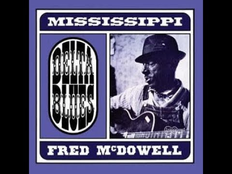 MISSISSIPPI FRED MCDOWELL - IF THE RIVER WAS WHISKEY - NEWPORT FOLK FESTIVAL 1960