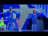 Eurovision Final 2007 UK - Scooch - Flying The Flag