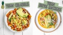 Vegan Chilaquiles and Huevos Rancheros | Mexican-Inspired Breakfasts!