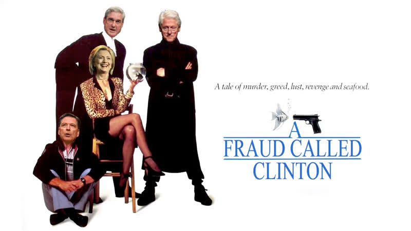Charles Ortel is CLOSING IN –A Fraud Called Clinton