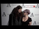 Kelly Osbourne, Matthew Mosshart arrive at Azature Jewelry 'The Black Diamond Affair'