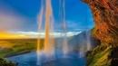 Peaceful music, Relaxing music, Instrumental music, Peacefull Waterfalls Tim Janis