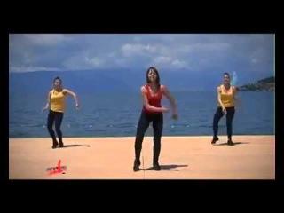 Танцевальная аэробика  Латина  Урок 4