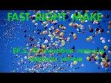 Fast Right Make. Ep. 5. 12 способов как лопнуть шарики ночью