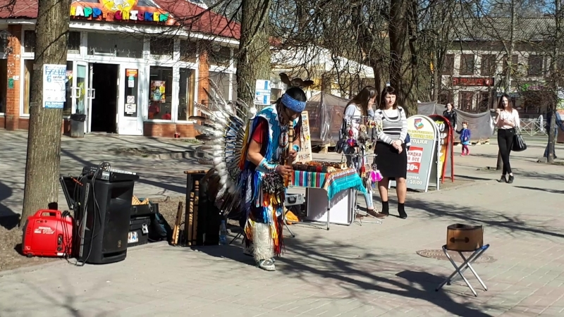 Runa Kay(7) 06.05.2018 г.Гатчина, ул.Соборная