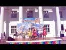 Даша Кропотова, Юля Комарова и вокальный коллектив Экспромт (рук-ль Гусева Т.А)