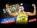 Stephen Curry UNREAL 51 Pts in 3 Quarters 2018 10 24 vs Wizards 60FPS REPACK FreeDawkins