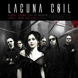 Lacuna Coil альбом Visual Karma (Body, Mind and Soul) - Live at Wacken 2007