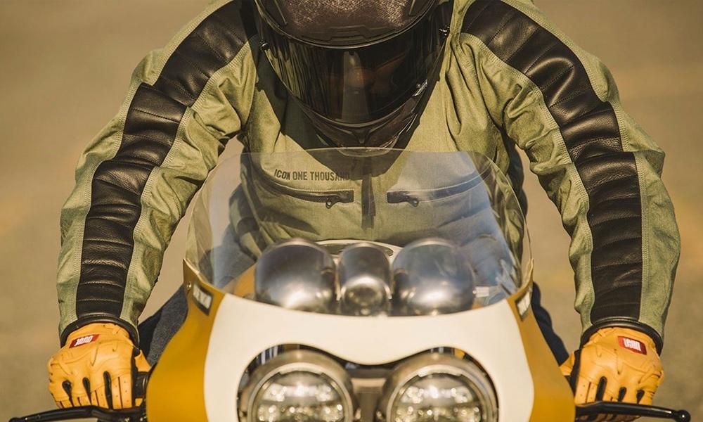 Мотокуртка Icon 1000 MH1000