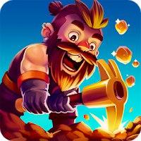 Mine Quest 2 [Мод: много денег]
