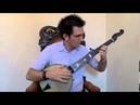 Jack Wilson played on a minstrel banjo