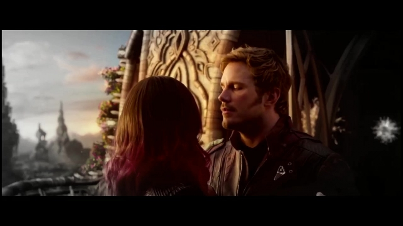 Star-Lord Gamora | Talking To The Moon