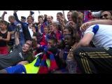 Промо-ролик телеканала «Наш футбол» на сезон 2013/2014