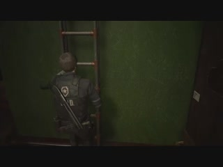 300 IQ experiments in Resident Evil 2 demo