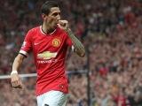 Лестер 5-3 Манчестер Юнайтед | Гол Ди Марии vk.com/di.maria7