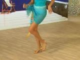 Утренняя гимнастика с Екатериной Серебрянской _ЛАТИНО_танцевальная разминка  (10)