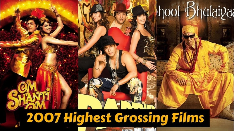 20 Highest Grossing Bollywood Movies of 2007 With Box Office Collection
