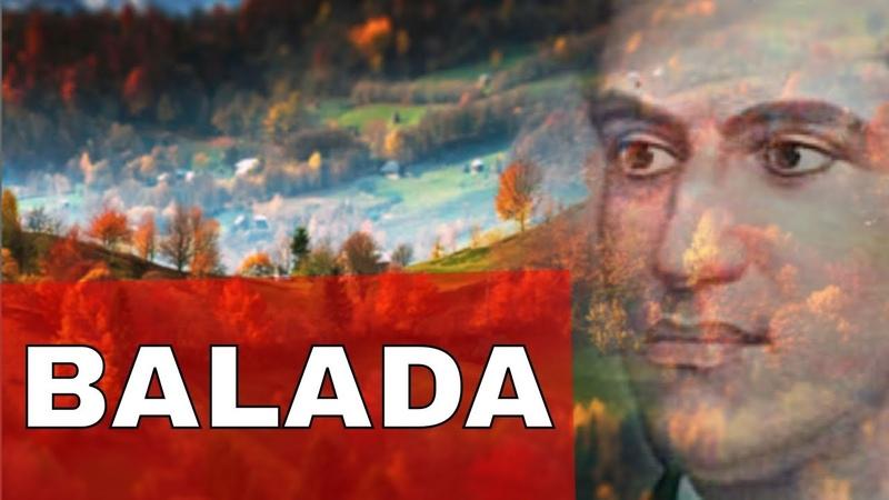 Ciprian Porumbescu - BALADA