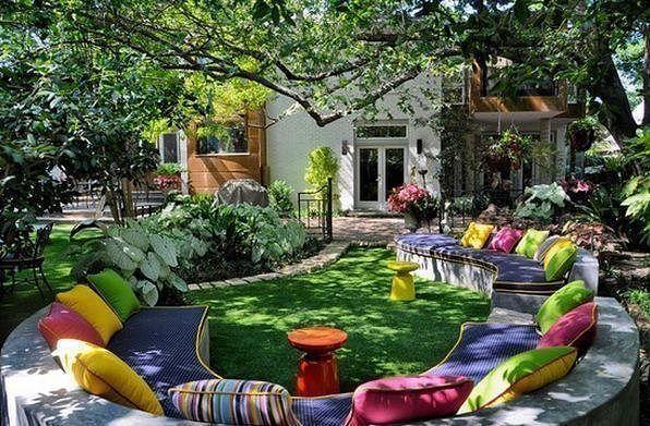 Место для отдыха