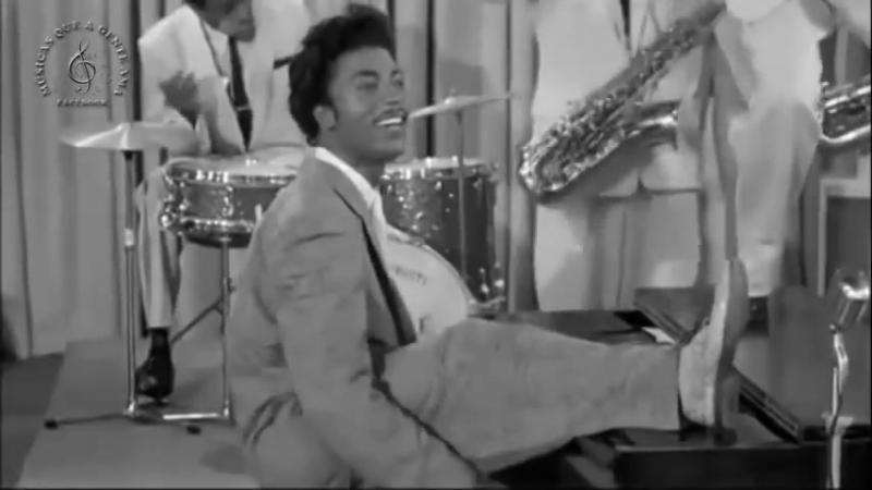 Little Richard - Long Tall Sally Tutti Frutti (1955)