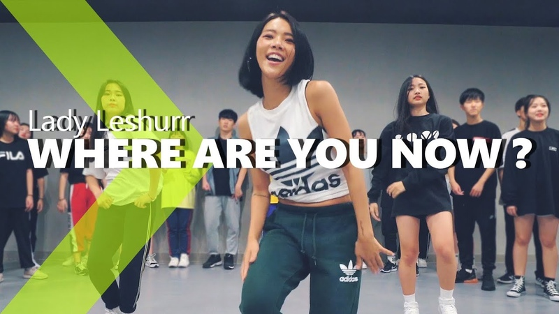 Lady Leshurr - Where Are You Now? ft. Wiley / HAZEL Choreography.