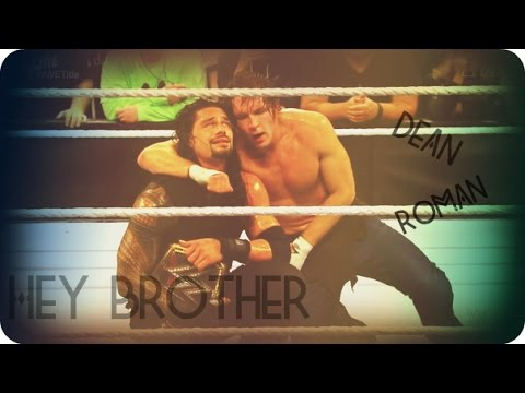 ●Dean|Roman◢◤||Hey Brother|By_Mox||ᴴᴰ●
