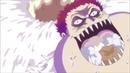Katakuri True Face , Luffy Exposes Him - One Piece 856