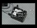 HobbyKing/ XGY 1000 Xgyrocontrol (Head Tracker) Test on the Hitec Optic6