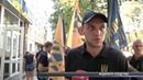 У Сумах мітингували через аварії за участі правоохоронців