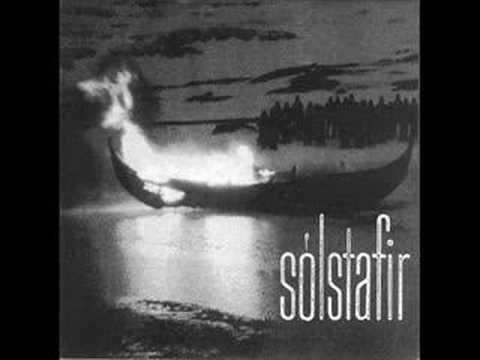 Sólstafir - Bloodsoaked Velvet
