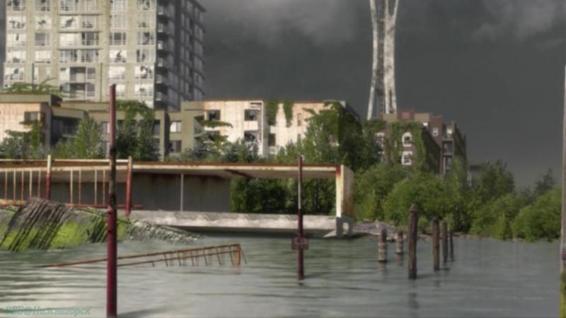 History «Жизнь после людей (10). Воды смерти» (Научно-популярный, гипотезы, 2009)